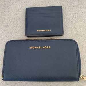Michael Kors Wallet Set